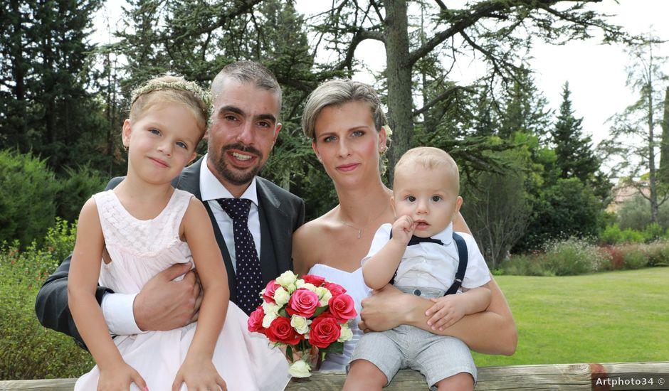 Le mariage de Jérémie et Angélique à Codognan, Gard