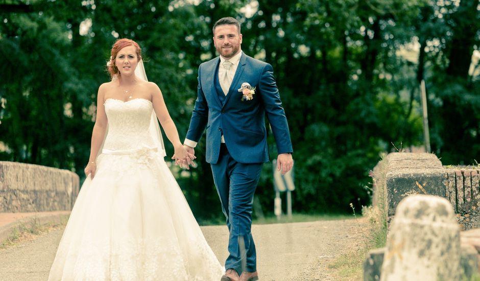 Le mariage de Xavier et Léa à Montgiscard, Haute-Garonne