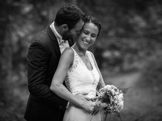 Le mariage de Zoé et Marc