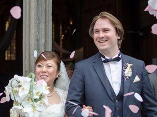 Le mariage de Mika et Laurent