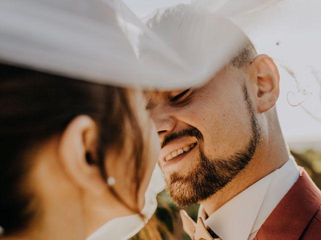 Le mariage de Olivia et Anthony