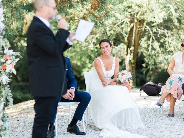Le mariage de Marc et Zoé à Jaillans, Drôme 5