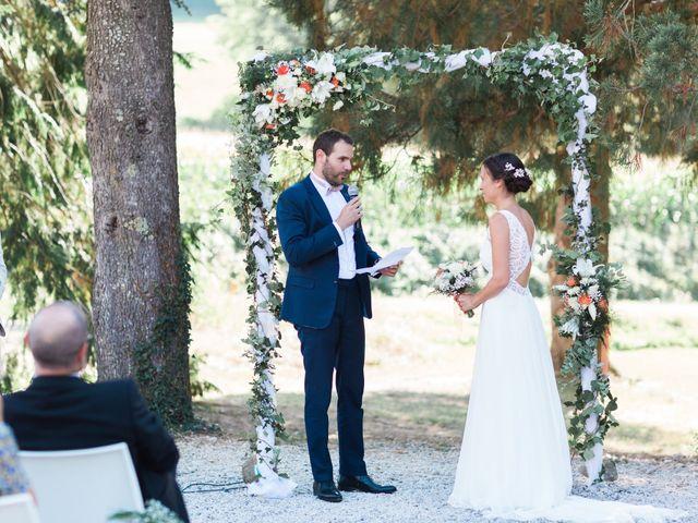 Le mariage de Marc et Zoé à Jaillans, Drôme 7