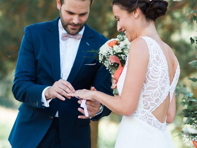 Le mariage de Marc et Zoé à Jaillans, Drôme 8