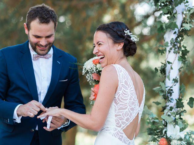 Le mariage de Marc et Zoé à Jaillans, Drôme 9