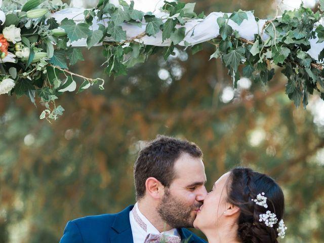 Le mariage de Marc et Zoé à Jaillans, Drôme 10