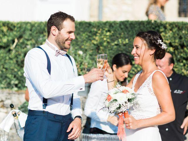 Le mariage de Marc et Zoé à Jaillans, Drôme 11
