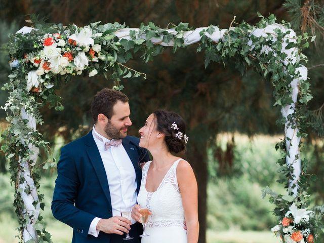 Le mariage de Marc et Zoé à Jaillans, Drôme 16