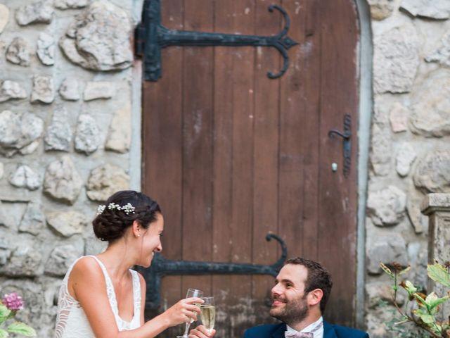 Le mariage de Marc et Zoé à Jaillans, Drôme 20