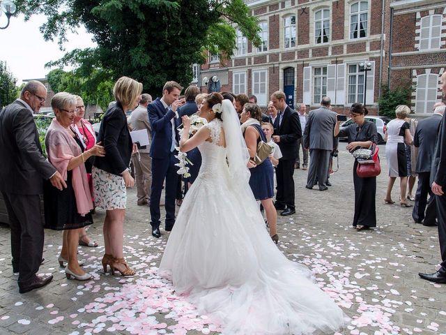 Le mariage de Laurent et Mika à Douai, Nord 1