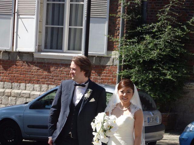 Le mariage de Laurent et Mika à Douai, Nord 5