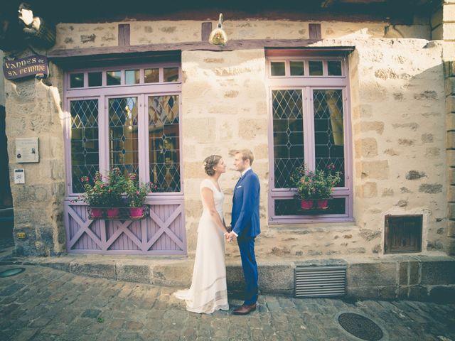 Le mariage de Denis et Annabelle à Iffendic, Ille et Vilaine 2
