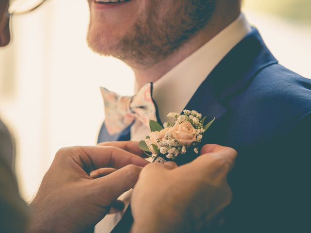 Le mariage de Denis et Annabelle à Iffendic, Ille et Vilaine 22