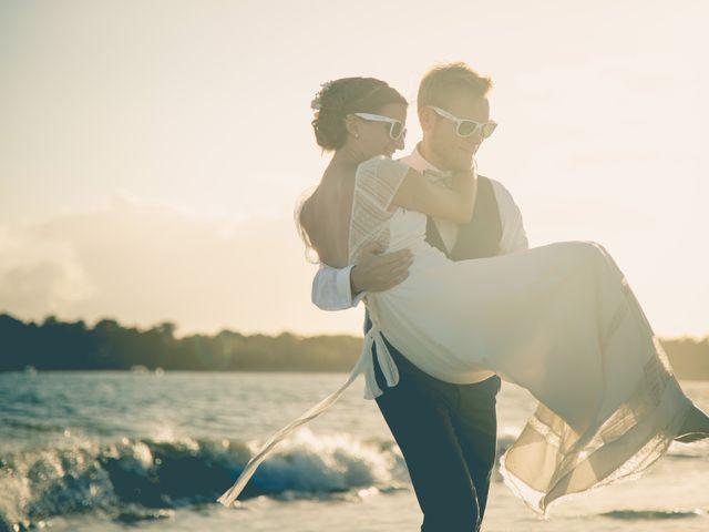 Le mariage de Denis et Annabelle à Iffendic, Ille et Vilaine 1