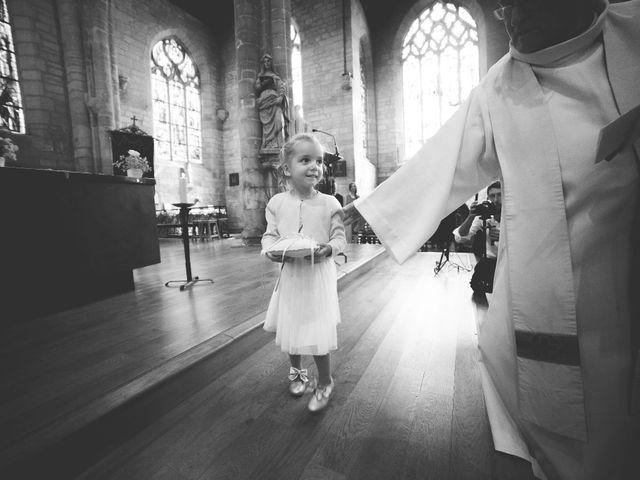 Le mariage de Denis et Annabelle à Iffendic, Ille et Vilaine 44