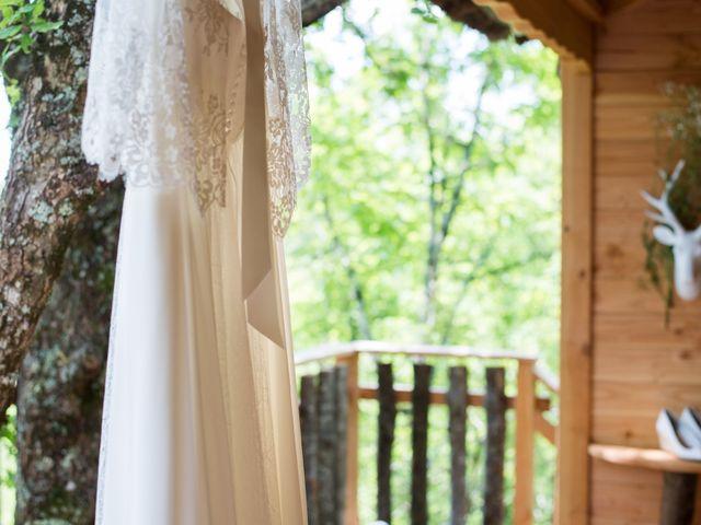 Le mariage de Mathieu et Sixtine à Chalais, Charente 6