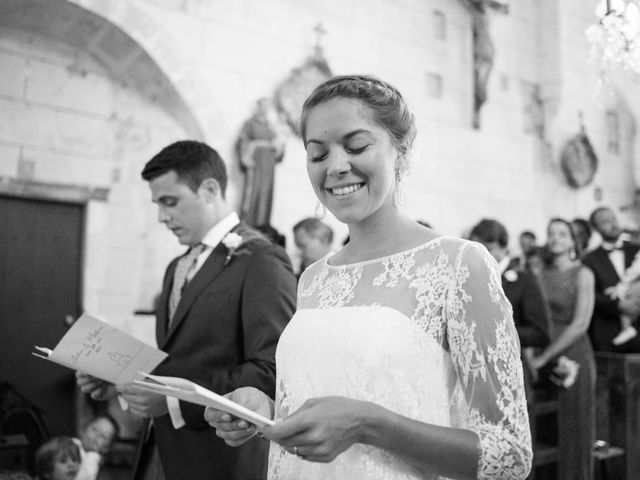 Le mariage de Mathieu et Sixtine à Chalais, Charente 16