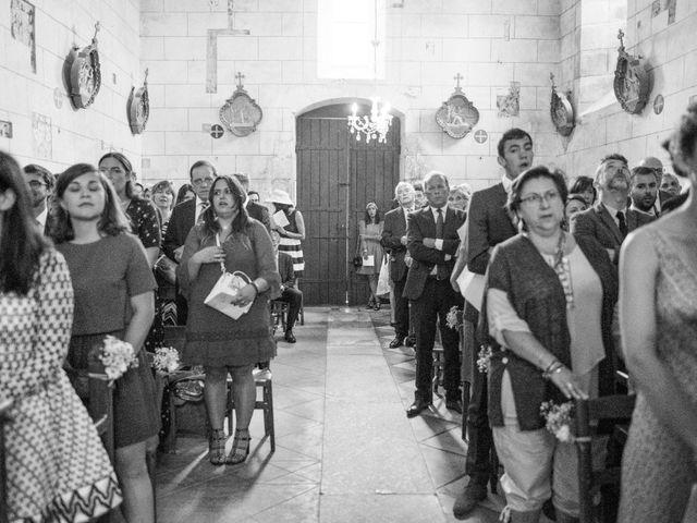 Le mariage de Mathieu et Sixtine à Chalais, Charente 17