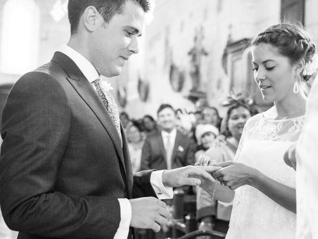 Le mariage de Mathieu et Sixtine à Chalais, Charente 19