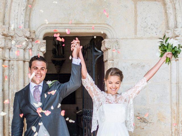 Le mariage de Mathieu et Sixtine à Chalais, Charente 20