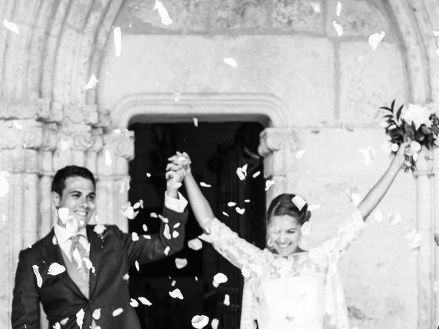 Le mariage de Mathieu et Sixtine à Chalais, Charente 21