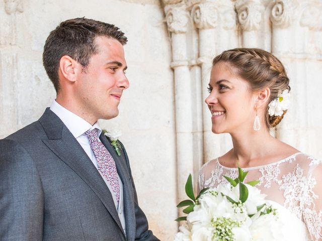 Le mariage de Mathieu et Sixtine à Chalais, Charente 22