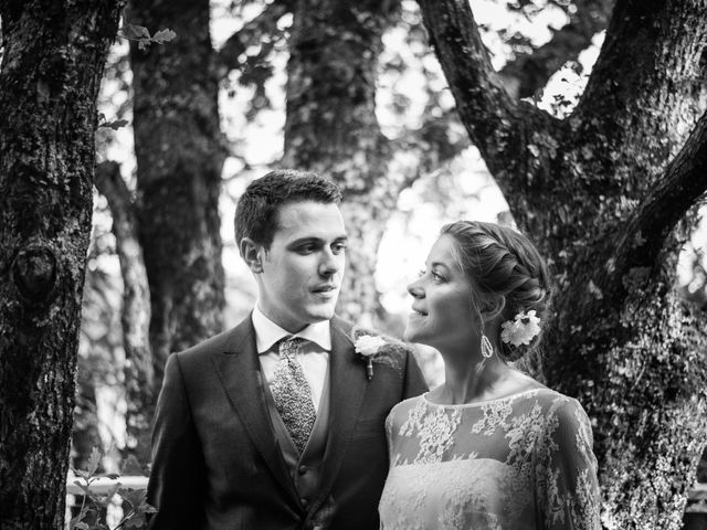 Le mariage de Sixtine et Mathieu