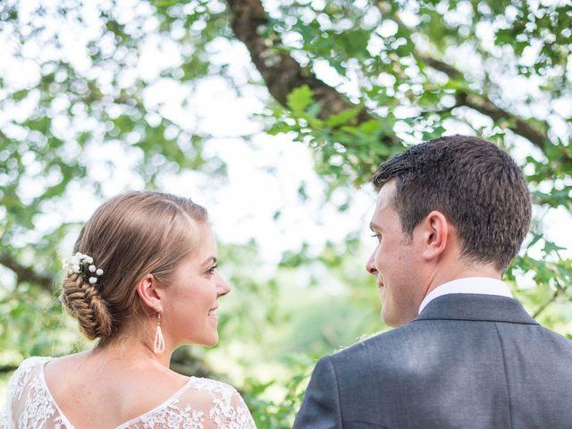 Le mariage de Mathieu et Sixtine à Chalais, Charente 24
