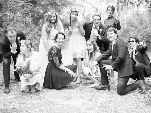 Le mariage de Mathieu et Sixtine à Chalais, Charente 27