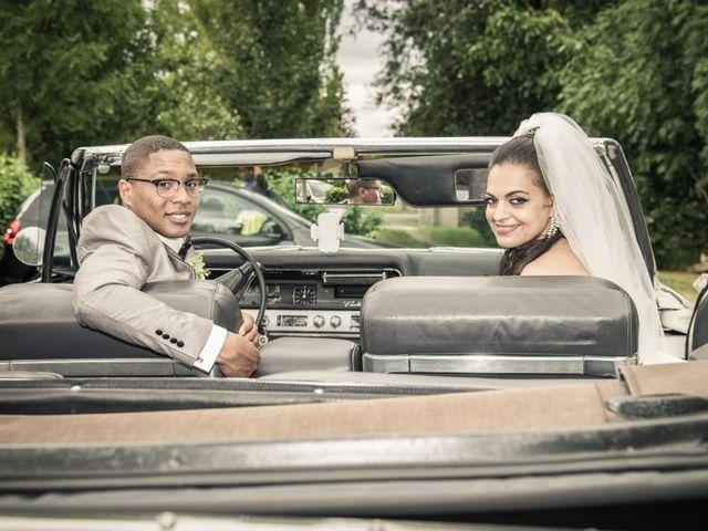 Le mariage de Stéphanie et Cédric