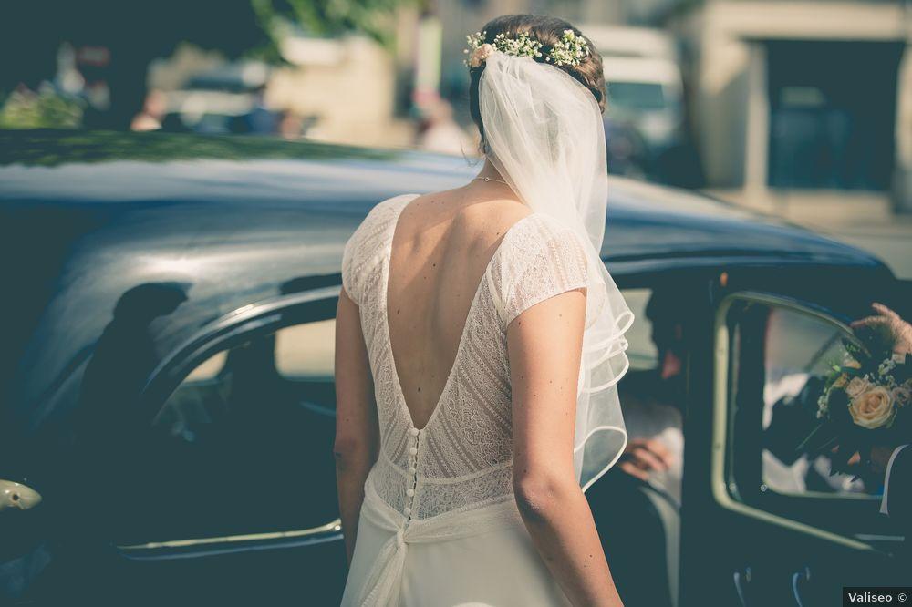 4 mariages pour 1 lune de miel : la robe de mariée 8