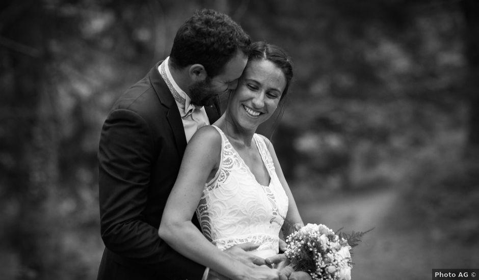 Le mariage de Marc et Zoé à Jaillans, Drôme