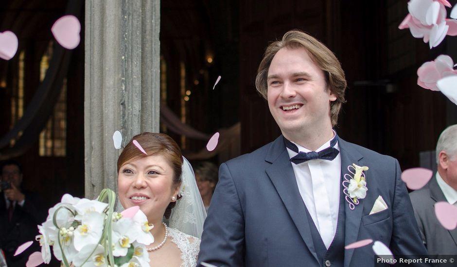 Le mariage de Laurent et Mika à Douai, Nord