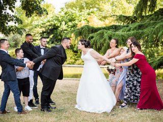 Le mariage de Florence et Axel