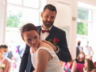 Le mariage de Annabel et Vincent