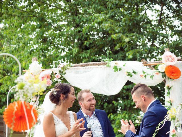 Le mariage de Vincent et Viviane à Bréal-sous-Montfort, Ille et Vilaine 33