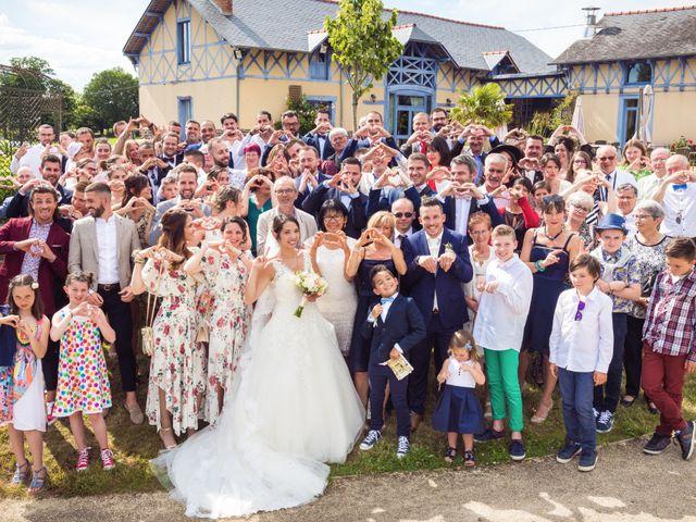Le mariage de Vincent et Viviane à Bréal-sous-Montfort, Ille et Vilaine 42