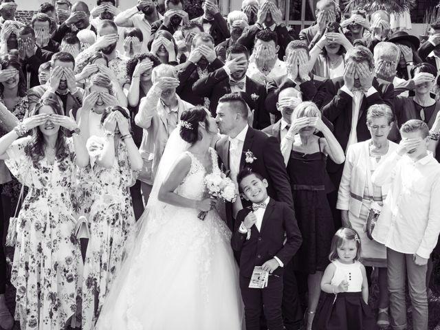 Le mariage de Vincent et Viviane à Bréal-sous-Montfort, Ille et Vilaine 43