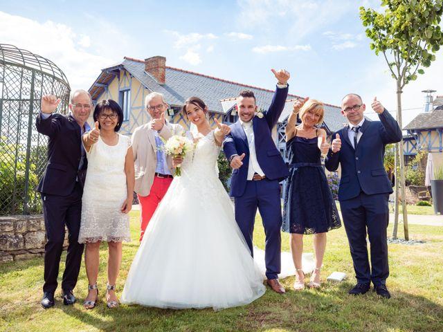 Le mariage de Vincent et Viviane à Bréal-sous-Montfort, Ille et Vilaine 44