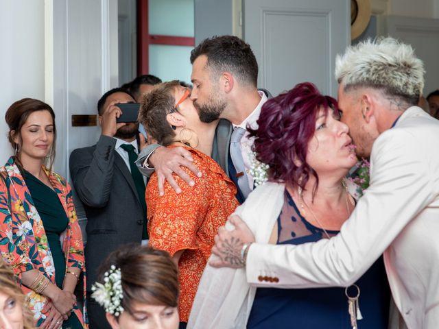 Le mariage de Jérôme et Odran à Izon, Gironde 38
