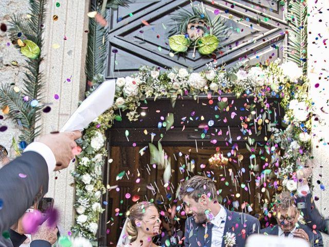 Le mariage de Nicolas et Bérangère à Porto-Vecchio, Corse 3