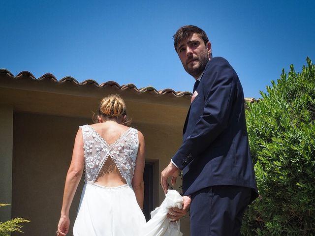 Le mariage de Nicolas et Bérangère à Porto-Vecchio, Corse 5