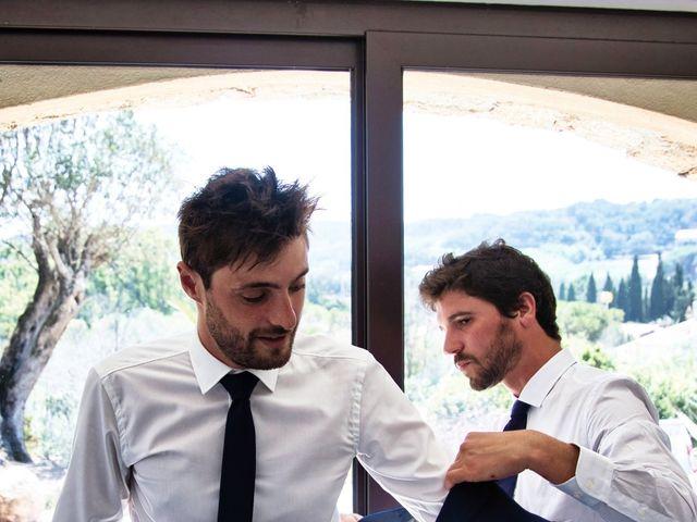 Le mariage de Nicolas et Bérangère à Porto-Vecchio, Corse 20