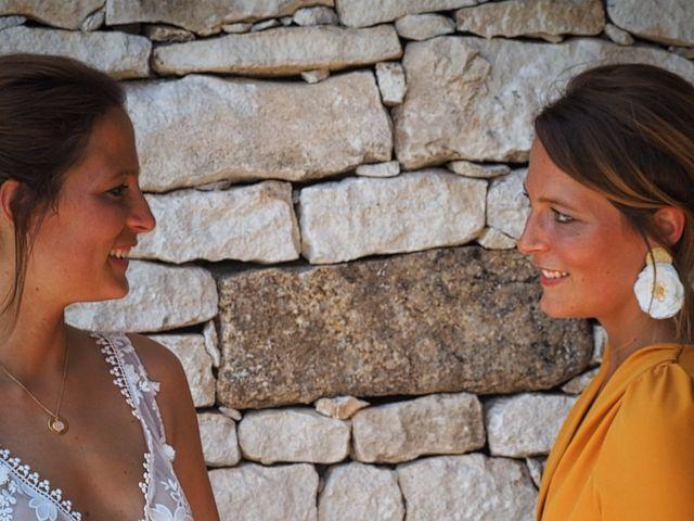 Le mariage de Nicolas et Bérangère à Porto-Vecchio, Corse 21