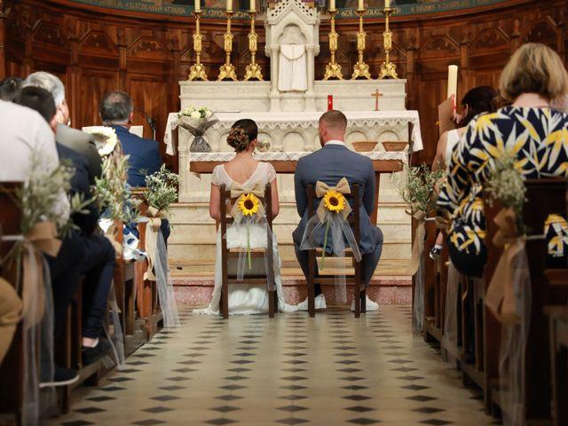 Le mariage de Quentin et Déborah à Saint-Gervasy, Gard 34