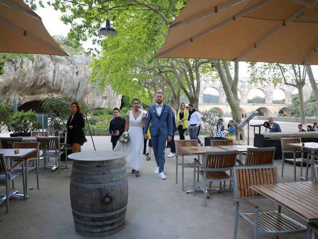 Le mariage de Quentin et Déborah à Saint-Gervasy, Gard 37