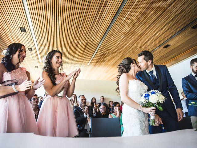 Le mariage de Christophe et Rebecca à Cruseilles, Haute-Savoie 12