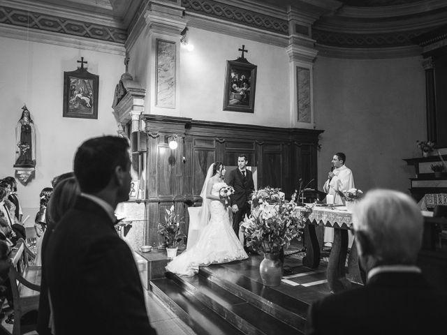 Le mariage de Christophe et Rebecca à Cruseilles, Haute-Savoie 15