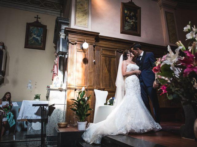Le mariage de Christophe et Rebecca à Cruseilles, Haute-Savoie 16