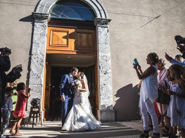 Le mariage de Christophe et Rebecca à Cruseilles, Haute-Savoie 17
